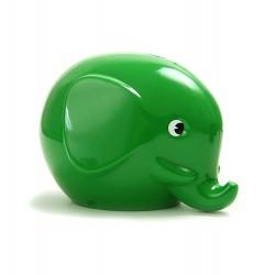 Norsu grøn elefant sparebøsse - Maxi