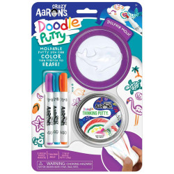 DOLPHIN - Doodle Thinking Putty - Crazy Aarons