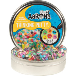 MIXED EMOTIONS - Stor Hide Inside Thinking Putty slim - Crazy Aarons
