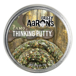 WOODLAND CAMO - Stor Trendsetter Thinking Putty slim - Crazy Aarons