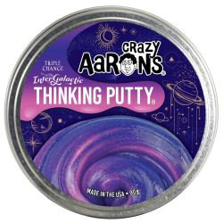 INTERGALACTIC - Stor Trendsetter Thinking Putty slim - Crazy Aarons