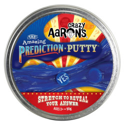 AMAZING PREDICTION - Stor Thinking Putty slim - Crazy Aarons
