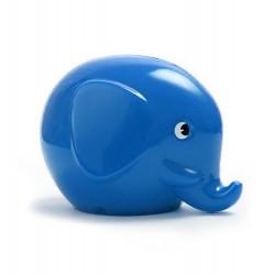 Norsu blå elefant sparebøsse - Maxi