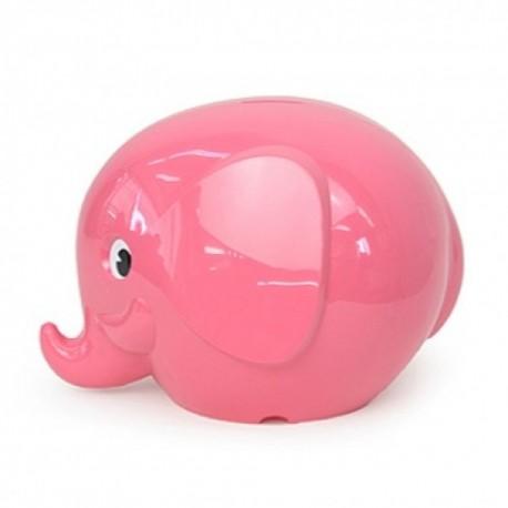 Norsu lyserød elefant sparebøsse - Maxi
