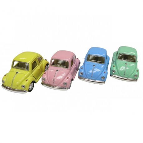 Legetøjsbil - Volkswagen Bettle - Pastel