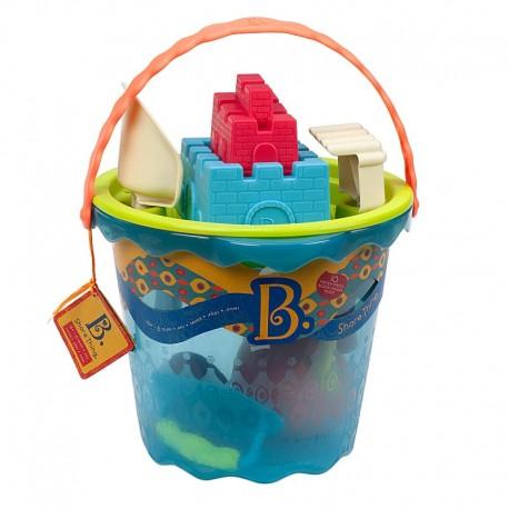B. Toys Shore Thing - Blåt spandsæt