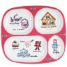 La Chaise Longue 4-delt tallerken - Pigelegetøj