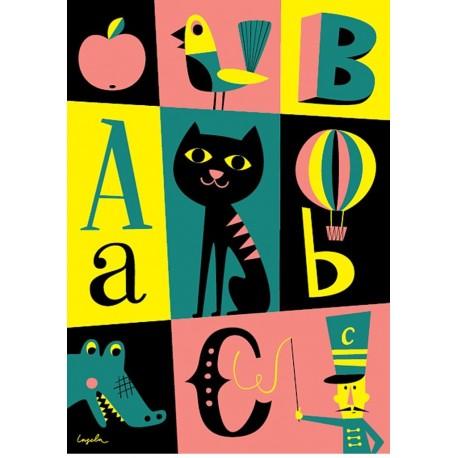 Ingela P. Arrhenius plakat - ABC