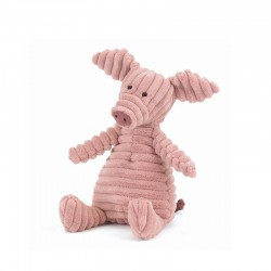 Jellycat bamse - Cordy Roy - Gris - Lille