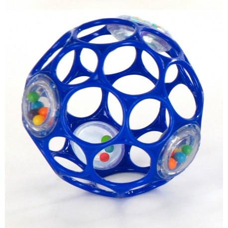 Oball bold med rangle - Blå