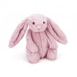 Jellycat Bashful bamse - Tulip kanin - Mellem