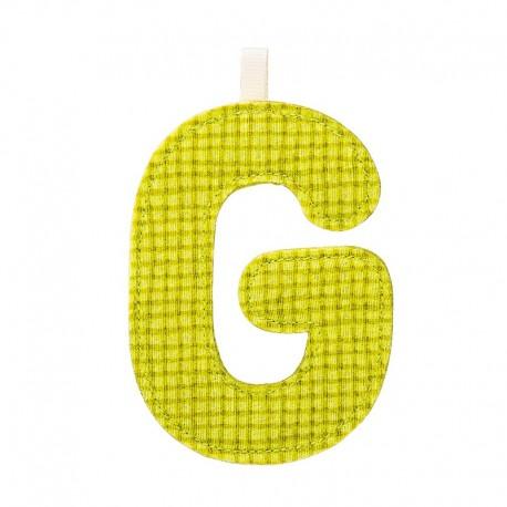 Lilliputiens stofbogstav - G
