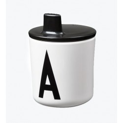 DESIGN LETTERS + Arne Jacobsen - Sort tud