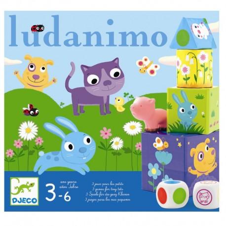 Djeco spil - Ludamino