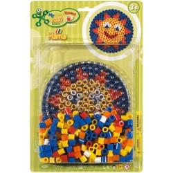 HAMA Maxi perler - Sol (250 perler)