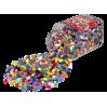 2300 MAXI perler - 13 farver - HAMA (8586)