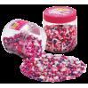 Hama Pink Mix perler - 4000 stk. (2058)