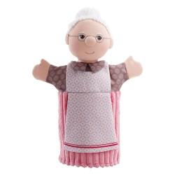 Haba hånddukke - bedstemor
