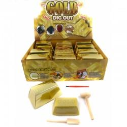 Grav efter guld - Guldbarre