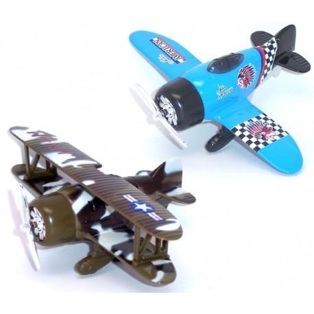 Retro flyvemaskine