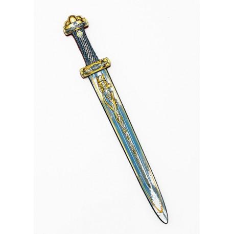 Liontouch vikingesværd - Blå Harald