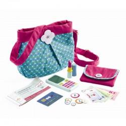Djeco håndtaske med tilbehør