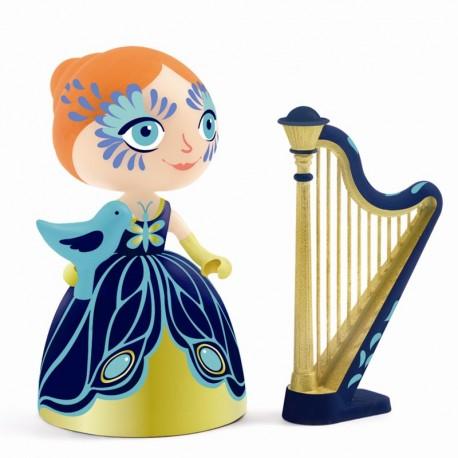 Djeco Arty Toys - Elisa & Harpe