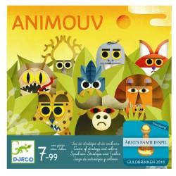 Djeco Animouv brætspil - Nomineret til Guldbrikken 2016 - 7-99 år