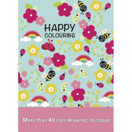 Malebog - Happy Colouring