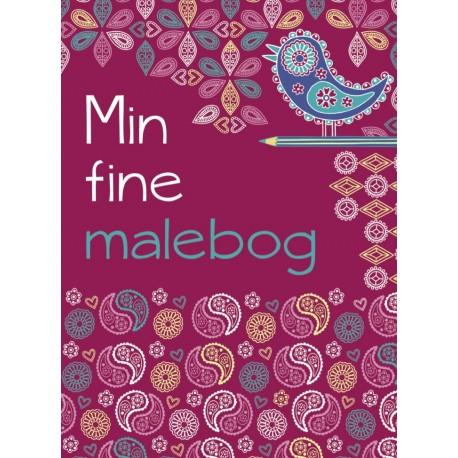 Mini malebog - Min fine malebog