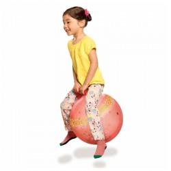 Orange Hop n Glow hoppebold - B. Toys