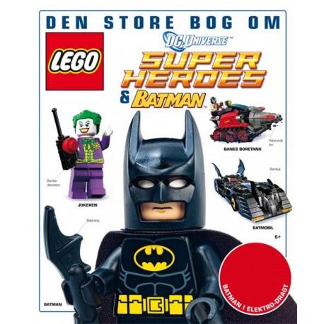 Den stor bog om Lego Batman - Alvilda