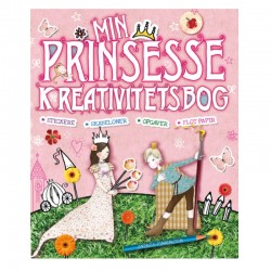 Min Prinsesse Kreativitetsbog - Alvilda