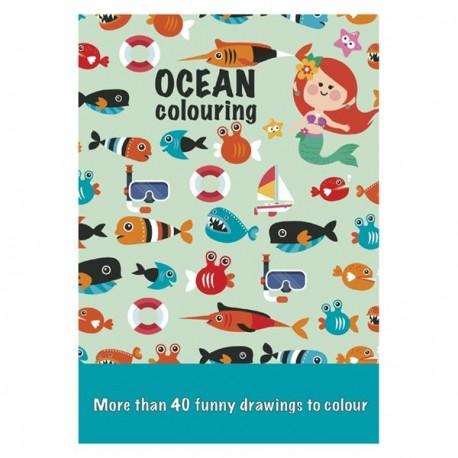 Malebog - Ocean Colouring