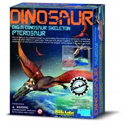 Pterosaur dinosaur - Udgravningssæt - KidzLabs