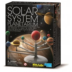 Lav dit eget solsystem - KidzLabs - 4M