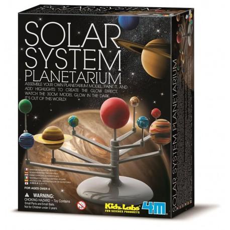 Lav dit eget solsystem - KidzLabs