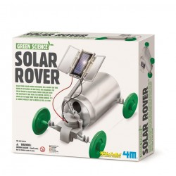 Byg en soldrevet Rover - Green Science - KidzLabs