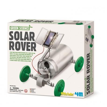 Byg en soldrevet Rover - Green Science - KidzLabs