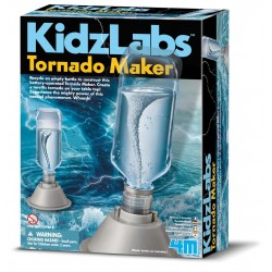 Byg din egen Tornado - KidzLabs - 4M