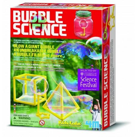 Sæbeboble videnskab - KidzLabs