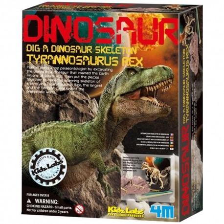 Tyrannosaurus Rex Skelet - KidzLabs