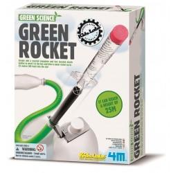Lav din egen grønne raket - KidzLabs