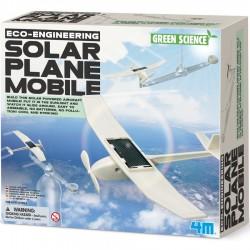 Byg din egen soldrevne fly mobile - KidzLabs