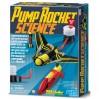 Pumpe-raket Videnskab - KidzLabs
