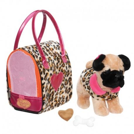 Pucci Pups hund i taske - Mops