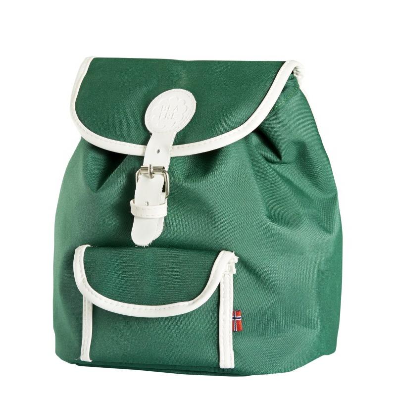 Mørkegrøn rygsæk Stor model Blafre