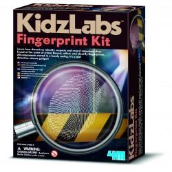 Fingeraftryk Sæt - KidzLabs - 4M