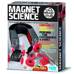 Magnet videnskab - KidzLabs