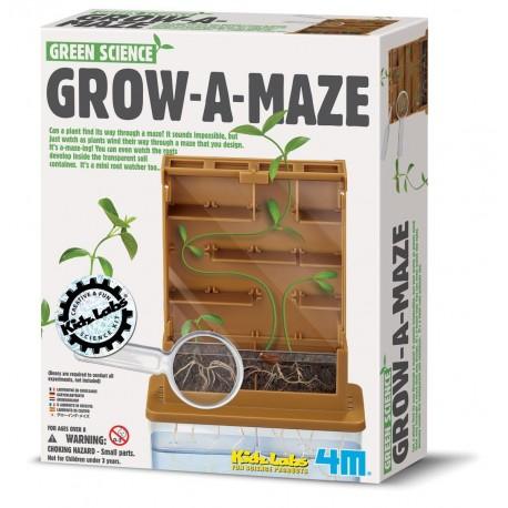 Vækstlabyrint - Green Science
